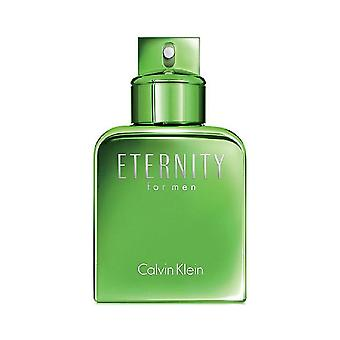 Calvin Klein Eternity für Männer Collectors Edition EDT Spray 100ml