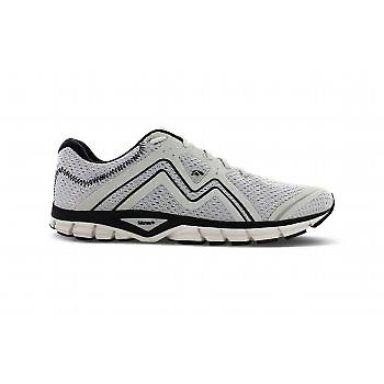 Fluid 3 Fulcrum Road Running Shoes Grey/Black Mens