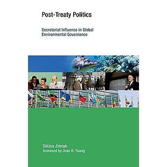 Pós-tratada política - influência de secretariado em G Ambiental Global