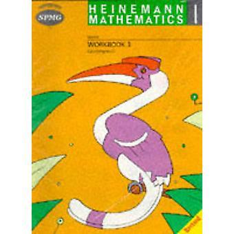 Heinemann-Mathematik 1 Arbeitsmappe 3-8 Pack von schottischen Hauptgruppe Mathematik