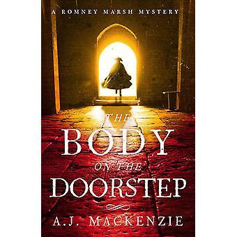 The Body on the Doorstep - A Dark and Compelling Historical Murder Mys