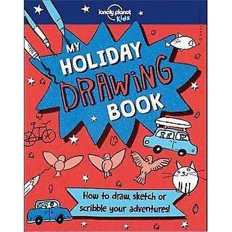 Min semester ritning bok av Lonely Planet Kids - 9781787013162 bok