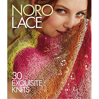 Noro Lace - 30 Exquisite Knits by Sixth&Spring Books - 9781936096855 B