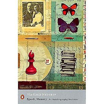 Mówić, pamięć: Autobiografię Revisited (Pingwin Modern Classics)