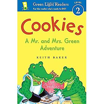 Cookies: A Mr. and Mrs. Green Adventure (Green Light Reader - Level 2
