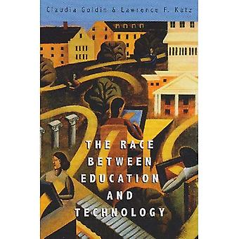 Race between Education and Technology