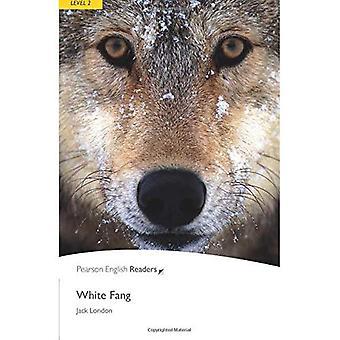 Witte Fang: Niveau 2 (Penguin Longman Penguin lezers)