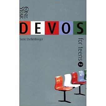 Die einjährige Devos für Teens 2