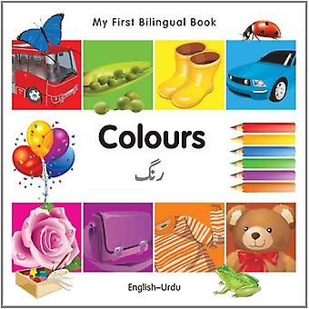 Min första tvåspråkiga bok - färger (engelska-Urdu)