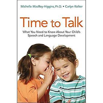 Zeit für Gespräche: was Sie über Sprache und Sprachentwicklung (Agentur/verteilt) Ihres Kindes wissen müssen
