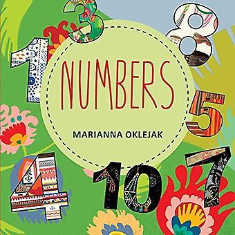 Numbers [Board book]