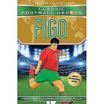 FIGO (héroes de fútbol clásico - limitada edición internacional) (héroes de fútbol clásico - edición internacional limitada)