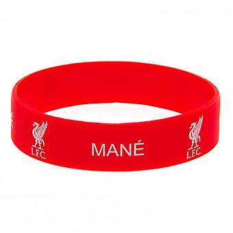 Liverpool Silicone Wristband Mane