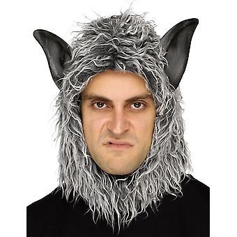 オオカミ男マスク