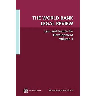 Världsbanken juridisk granskning lag och rättvisa för utveckling av World Book & Inc