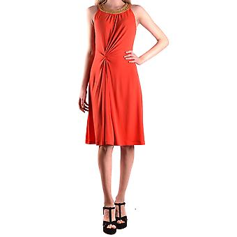Michael Kors Red Polyester Dress