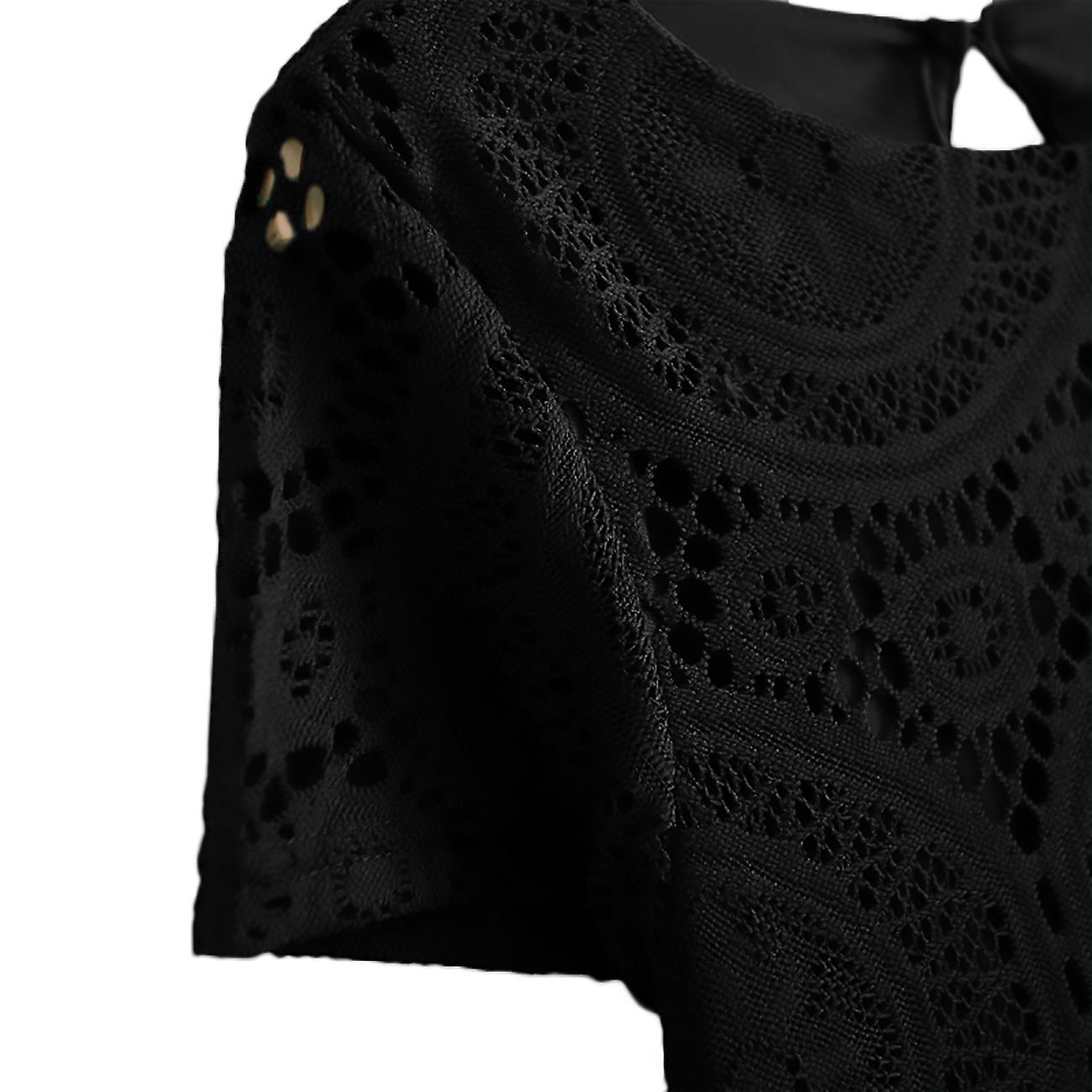 Small dress lace lining geometric Betty