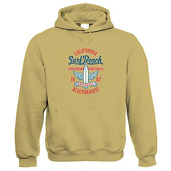 Surf Beach Hoodie | Sand Sea Sun Ocean Tan Sunbathing Lighthouse Wave  | Swimming Surfing Windsurfing Scuba Snorkel Diving  | Pop Culture Gift Him Her Birthday