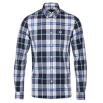 Fred Perry Modernist Men's Long Sleeve Shirt M3265-100
