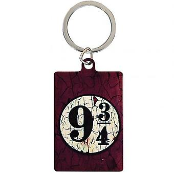 Harry Potter Metal Keyring 9 & 3 Quarters