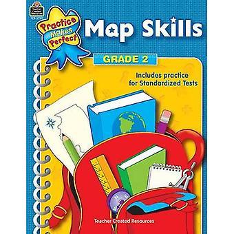 Map Skills Grade 2 by Mary Rosenberg - 9780743937276 Book
