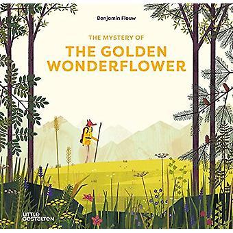The Mystery of the Golden Wonderflower - 9783899558029 Book