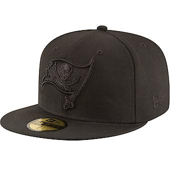 Ny æra 59Fifty Cap-NFL BLACK Tampa Bay Buccaneers