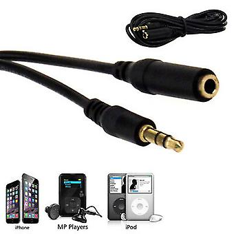 10m 3.5mm Jack AUX Extension Cable Stereo Plug to Socket Headphone CabledUp
