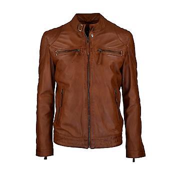 Men's biker jacket Toni