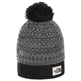 Il North Face Black Antlers Beanie