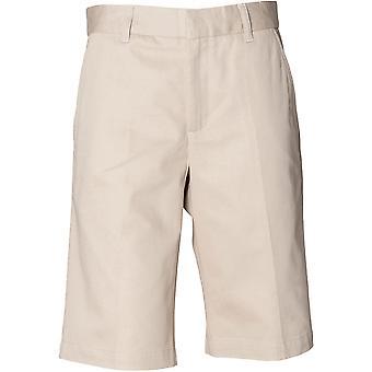 Henbury - Women's Ladies Teflon®-Coated Flat Fronted Chino Shorts