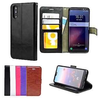 Huawei P20 Pro-leather case/cover