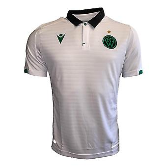 2019-2020 Wacker Innsbruck Authentic Away Shirt