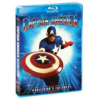 Captain America: Collector's Edition [BLU-RAY] USA import