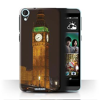 STUFF4 Case/Cover for HTC Desire 820s Dual/Big Ben/London England