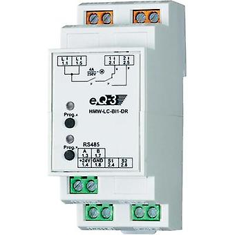 HomeMatic 76802 RS485 shutter actuator 4-channel DIN rail No. of inputs 2 No. of outputs 2