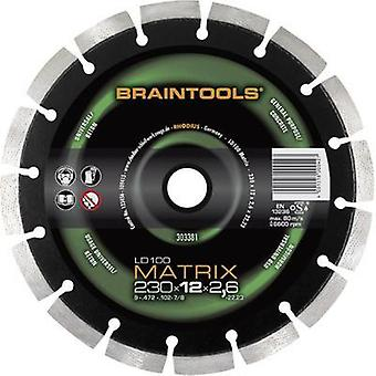 Diamond cutting disc LD100 Matrix Rhodius 303379 Diameter 125 mm Inside