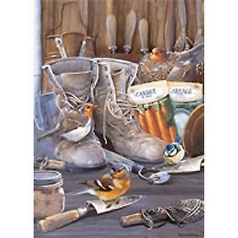 Il Potting Shed, da Pollyanna Pickering-1000 pezzo puzzle