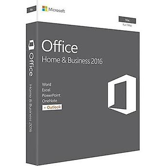 Microsoft Office 2016 Home & Business für MAC Full version, 1 license Mac OS Office package