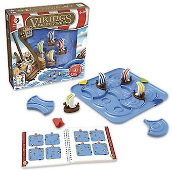 Smart Games Vikings (Toys , Boardgames , Knowledge)