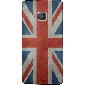 UK Flag Retro cover for HTC M9