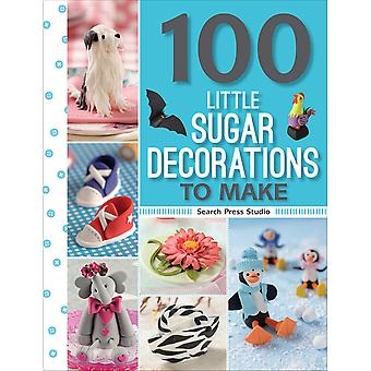 Search Press Books-100 Little Sugar Decorations To Make SP-929