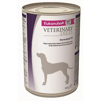 Eukanuba Dermatosis FP Canned Dog Food Veterinary Diets