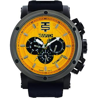 TechnoSport Mænds Chrono Watch - XPL sort