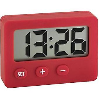 Quartz Desk clock TFA 60.2013.05 Red