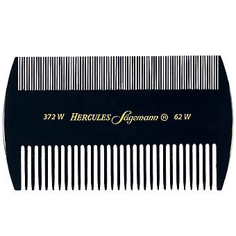 Hercules Seamless Double Sided Hair Comb 9cm