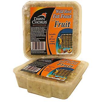 Dawn Chorus Fat Feast frugtagtig (pakke med 12)