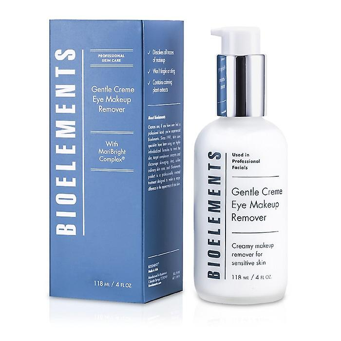 Bioelemente leichte Creme Eye Make-up Remover 4oz / 118ml