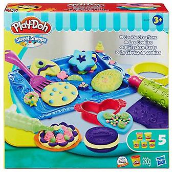 Play Doh Fabrica De Cookies