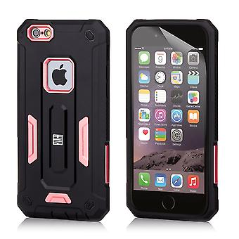 32dre hard Defender sak for Apple iPhone 6 6 - Rose Gold